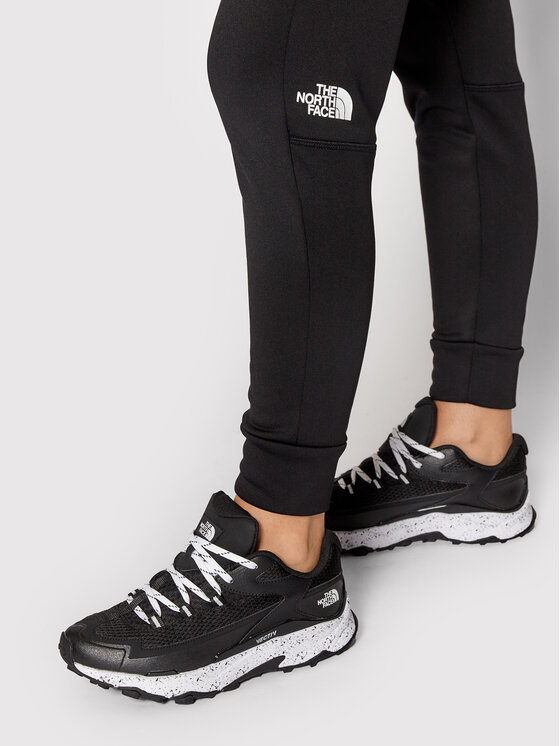 The North Face The North Face Долнище анцуг Explr NF0A5GB9HV21 Черен Regular Fit