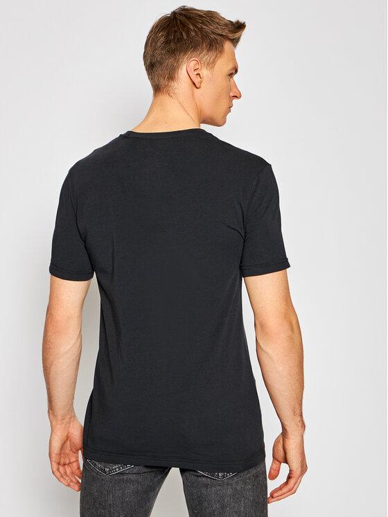 Nike Nike Komplet 2 t-shirtów Crew Neck 2Pk 0000KE1010 Czarny Regular Fit