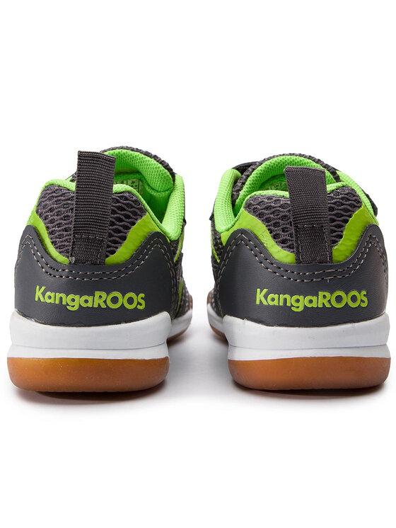 KangaRoos KangaRoos Обувки Court Comb V 18332 000 2014 Сив