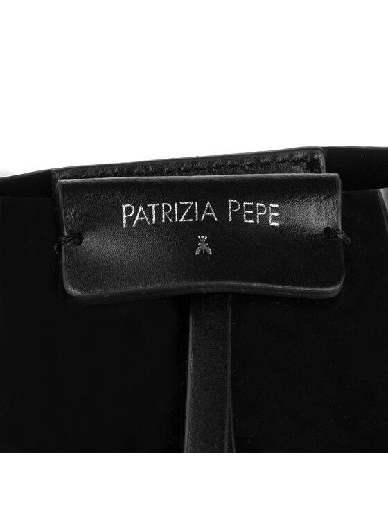 Patrizia Pepe Patrizia Pepe Torebka 2V8895/A3LD-K103 Czarny
