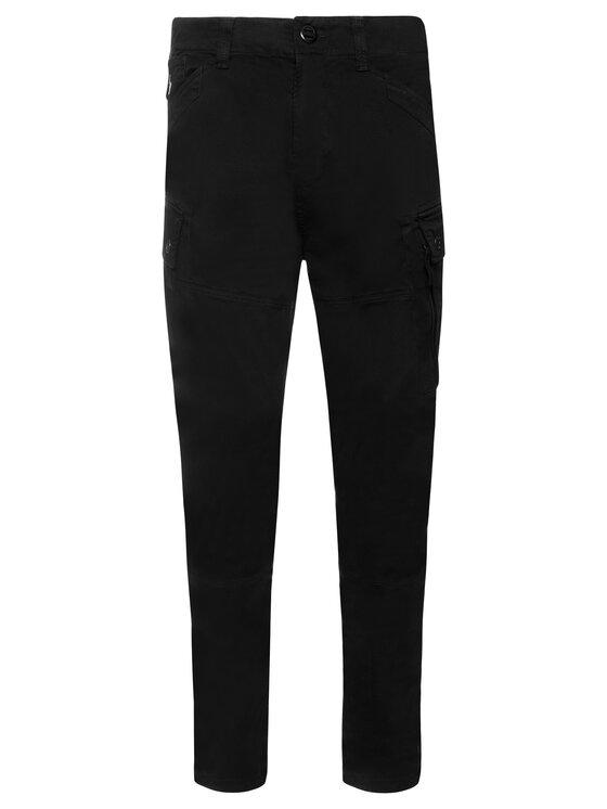 G-Star Raw G-Star Raw Spodnie materiałowe D14515-4893-6484 Czarny Regular Fit