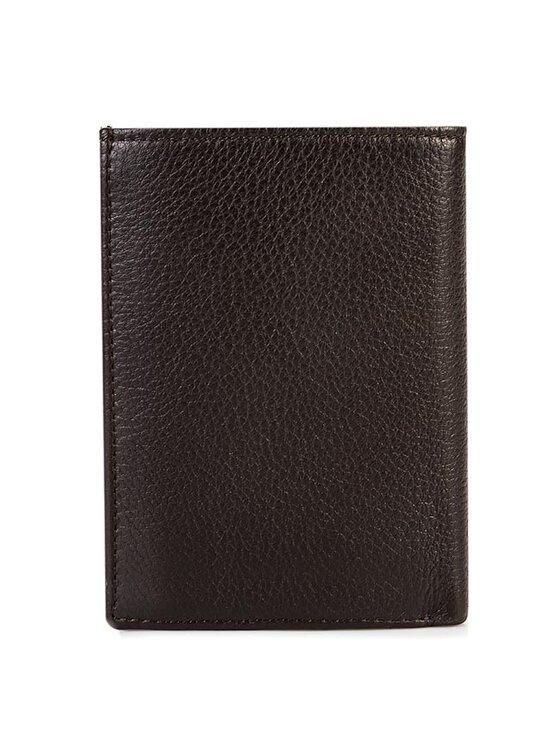 Tommy Hilfiger Tommy Hilfiger Голям мъжки портфейл Hampton N/S Wallet W/Coin Pocket BM56924754 Кафяв