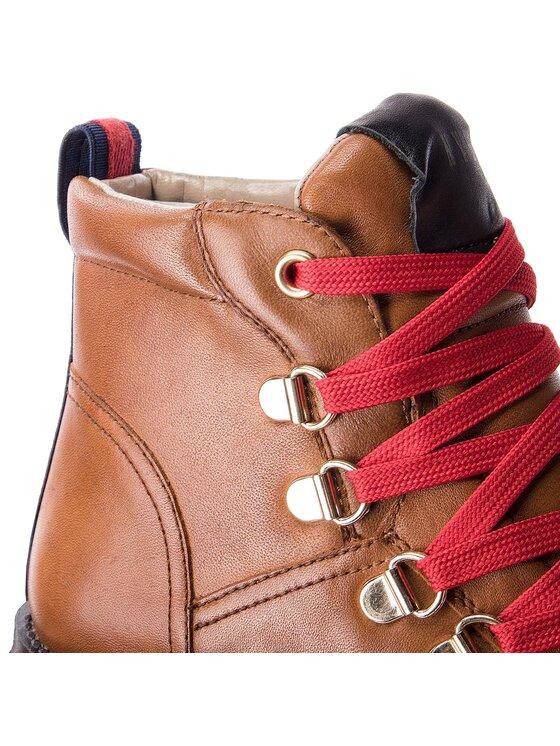 Steve Madden Steve Madden Ορειβατικά παπούτσια Boomer Ankle Boot SM11000245-03001-247 Καφέ