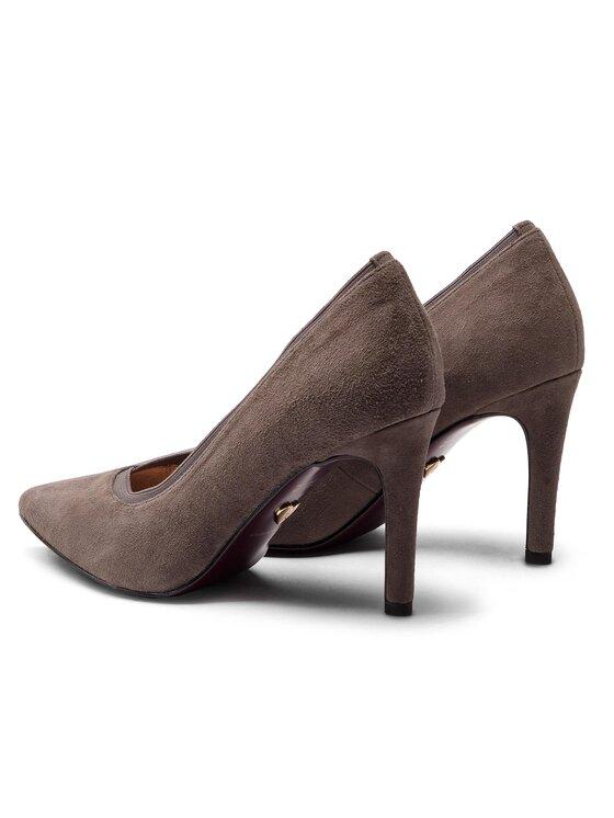 Tamaris Tamaris Обувки на ток 1-22440-21 Сив