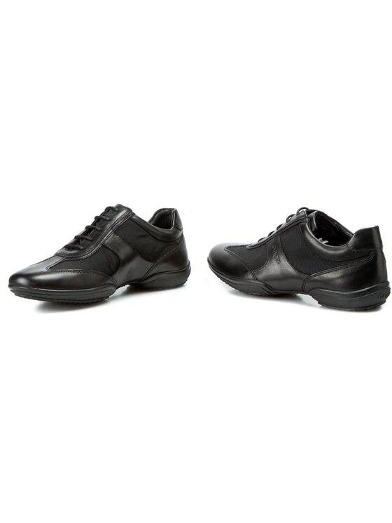 Geox Geox Sneakers U City J U2269J 04311 C9999 Schwarz