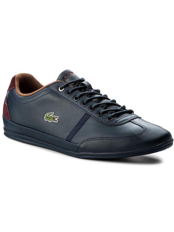 Lacoste Lacoste Sneakersy Misano Sport 317 1 Cam 7-34CAM0046003 Tmavomodrá