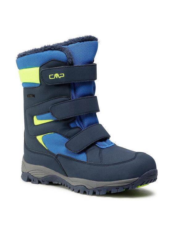 CMP CMP Cizme de zăpadă Kids Hexis Snow Boot Wp 30Q4634 Bleumarin