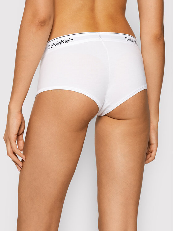 Calvin Klein Underwear Calvin Klein Underwear Bokserki 0000F3788E Biały