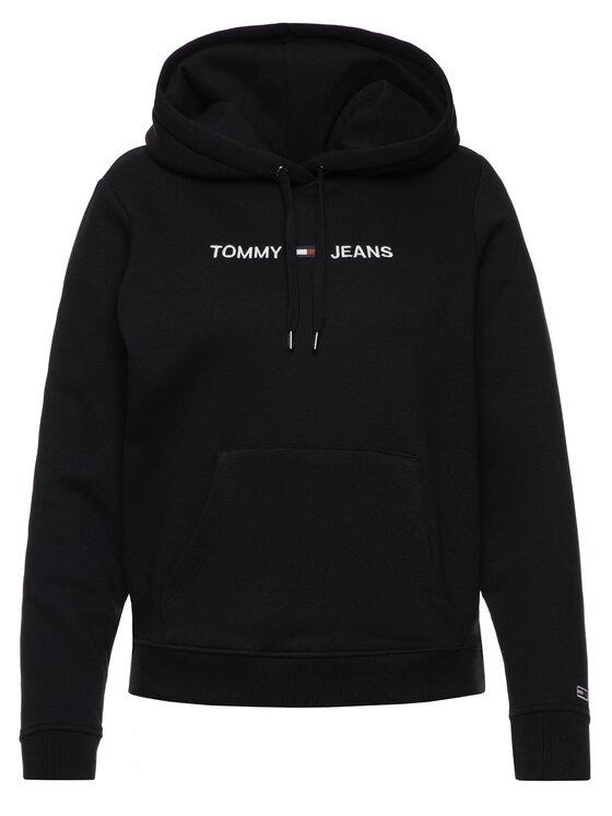 Tommy Jeans Tommy Jeans Felpa DW0DW07344 Nero Regular Fit