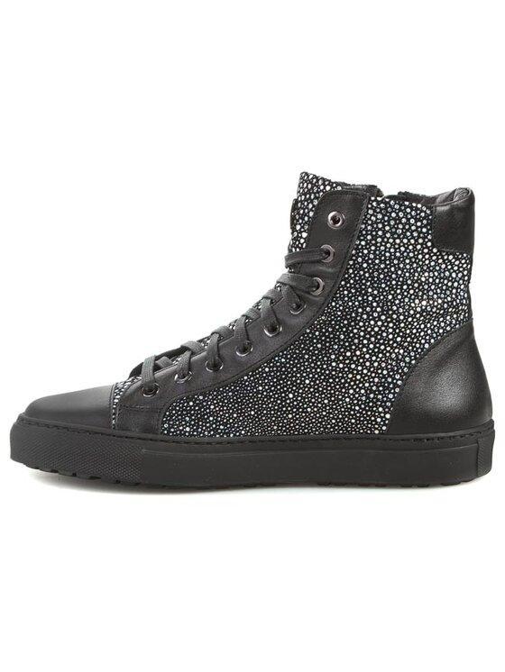 Joop! Joop! Sneakers aus Stoff Flora 5D1265 Schwarz