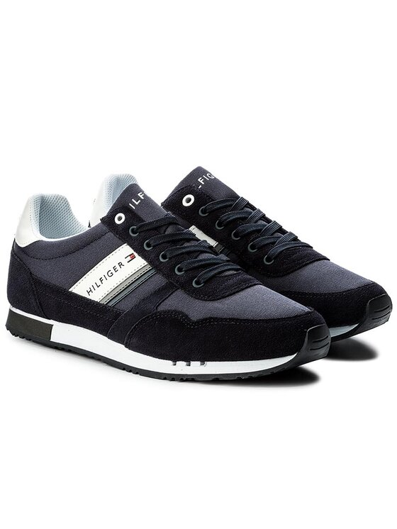 Tommy Hilfiger Tommy Hilfiger Sneakers Sm Maxwell 3D FM0FM01117 Bleu marine