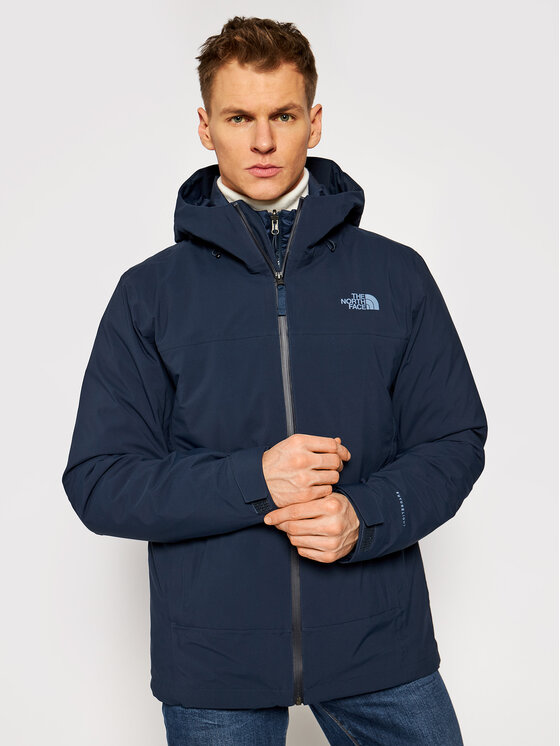 The North Face Daugiafunkcinė striukė Mountain Light Triclimate NF0A4R2IU6R1 Tamsiai mėlyna Regular Fit