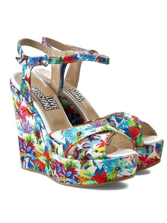 LOVE MOSCHINO LOVE MOSCHINO Sandale JA1611CEOKJE0100 Colorat