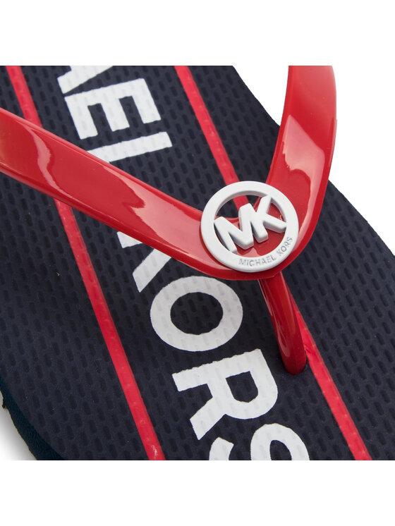 MICHAEL Michael Kors MICHAEL Michael Kors Infradito Mk Flip Flop 40S9MKFA4Q Rosso