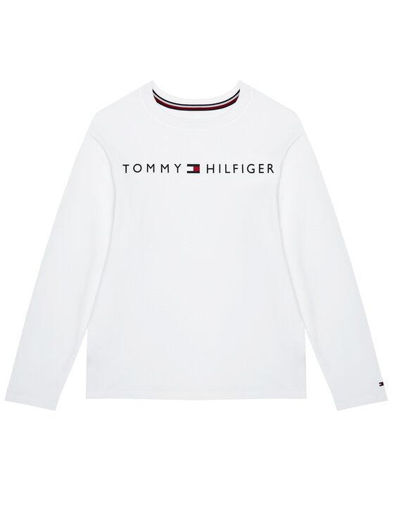 TOMMY HILFIGER TOMMY HILFIGER Pyžamo Ls Logo UB0UB00243 Barevná