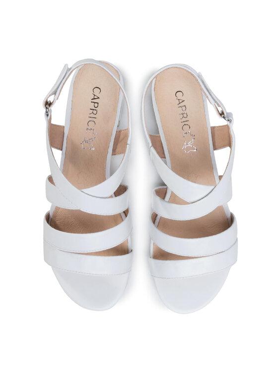 Caprice Caprice Sandales 9-28100-24 Blanc