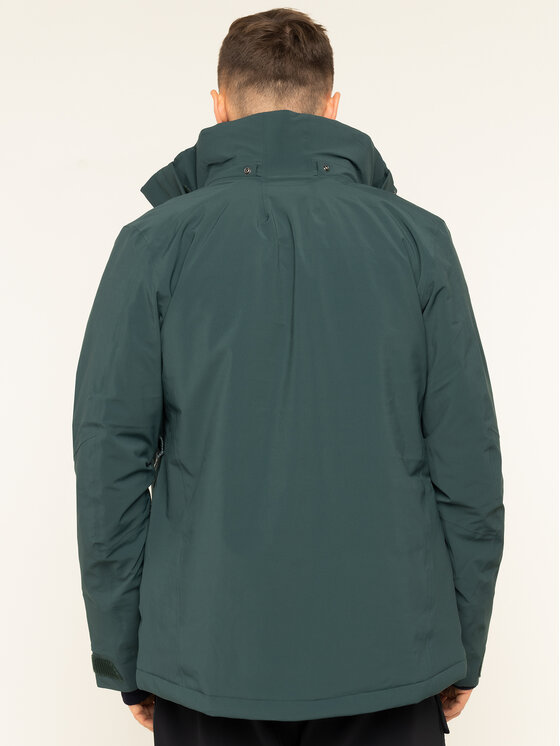 Salomon Salomon Μπουφάν για σκι Brilliant LC1192100 Πράσινο Regular Fit