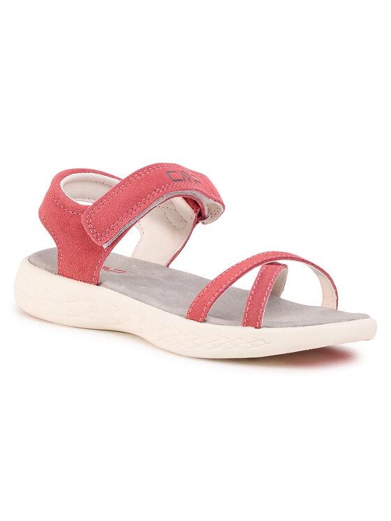CMP Basutės Hailioth Hiking Sandal 30Q9585 Raudona