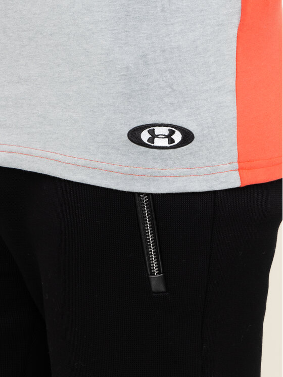 Under Armour Under Armour T-Shirt Ua Performance Apparel Short Sleeve 1346679 Kolorowy Loose Fit