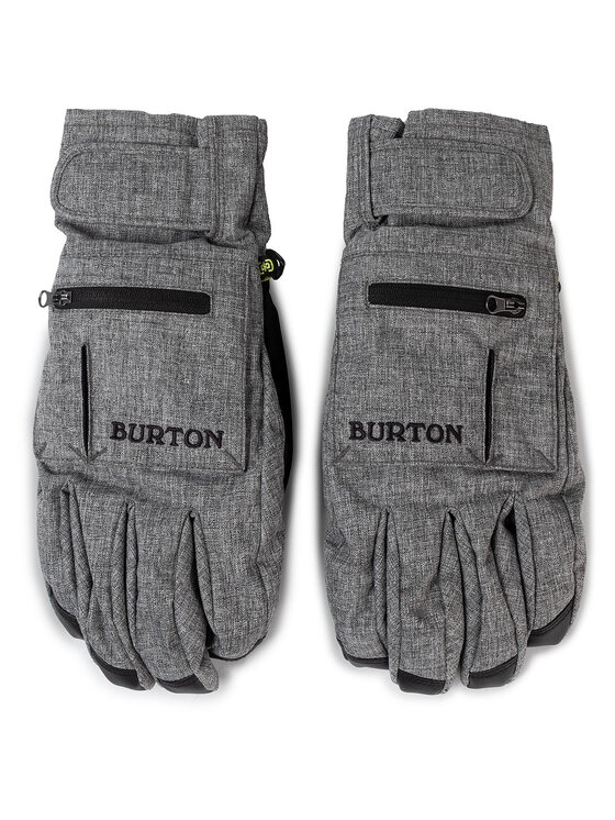 Burton Slidinėjimo pirštinės Mb Baker 2 In 1 Udg 10352101197 Pilka