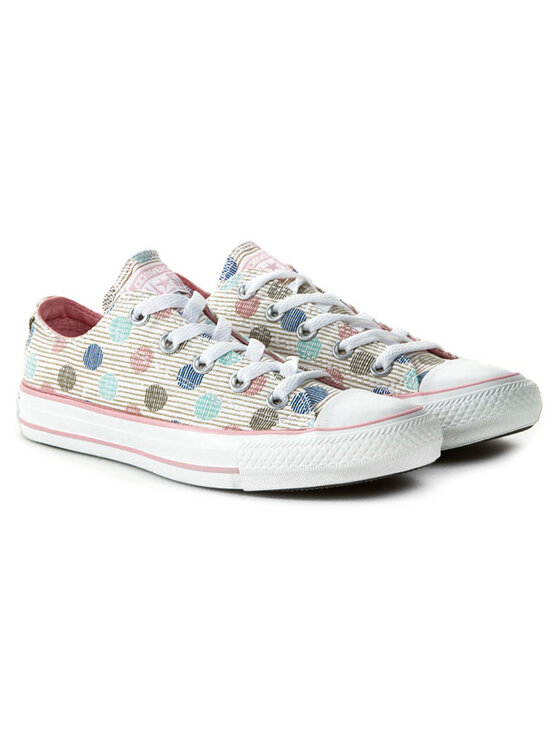 Converse Converse Sneakers aus Stoff CT Ox 542566F Bunt