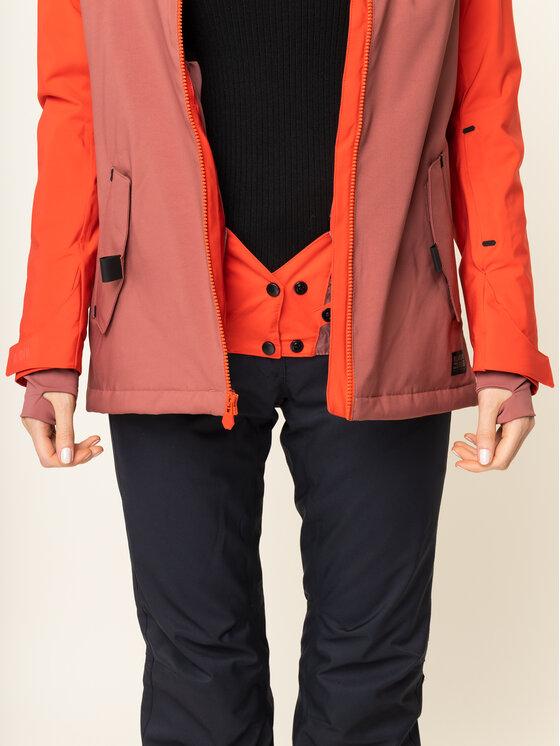 Billabong Billabong Kurtka snowboardowa Eclipse Q6JF13 BIF9 Pomarańczowy Tailored Fit