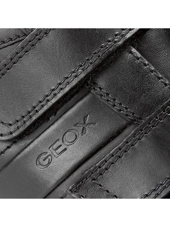 Geox Geox Poltopánky U Symbol D U32A5D 00043 C9999 Čierna