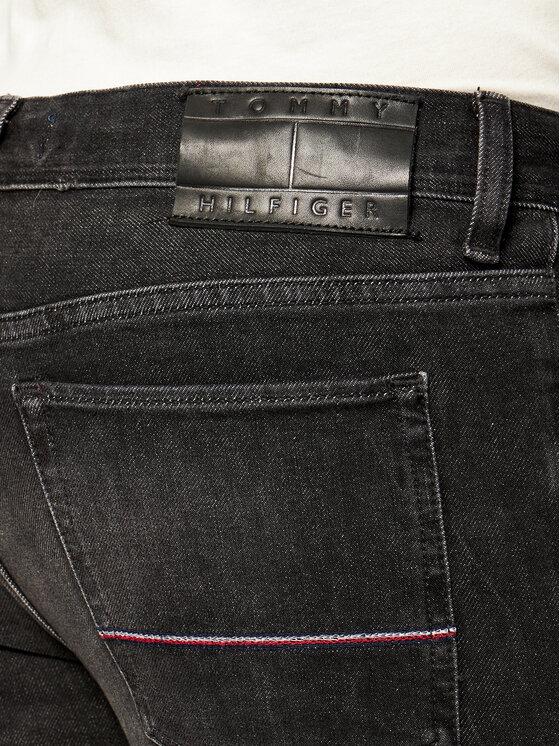 Tommy Hilfiger Tommy Hilfiger Jeans MW0MW11108 Schwarz Slim Fit