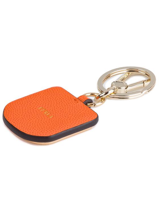 Furla Furla Brelok Corona 1009495 R RU90 O43 Pomarańczowy