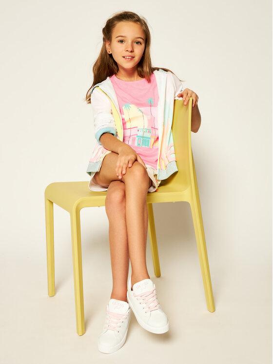 Billieblush Billieblush T-Shirt U15721 Różowy Regular Fit