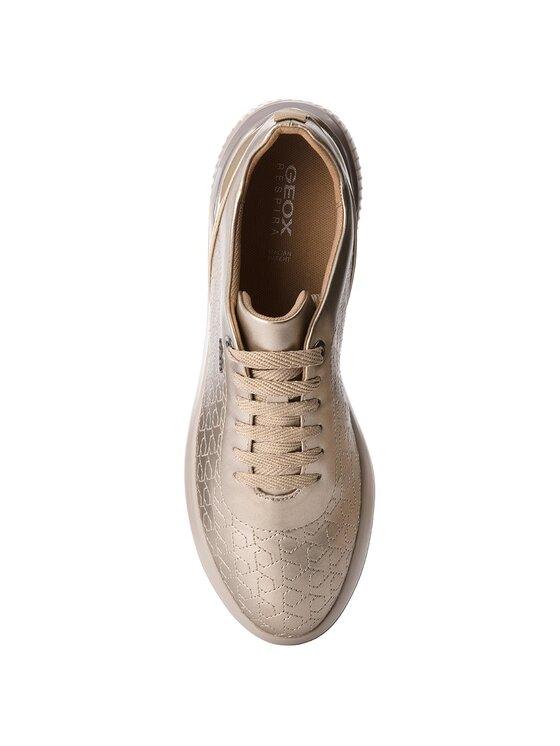 Geox Geox Laisvalaikio batai D Theragon C D828SC 0NFHI CB500 Auksinė