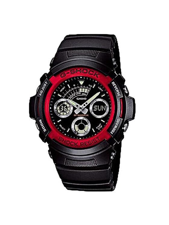 G-Shock Laikrodis AW-591-4AER Juoda