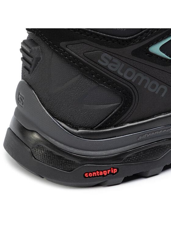 Salomon Salomon Trekkingschuhe X Ultra Mid Winter Cs Wp W 404796 21 V0 Schwarz