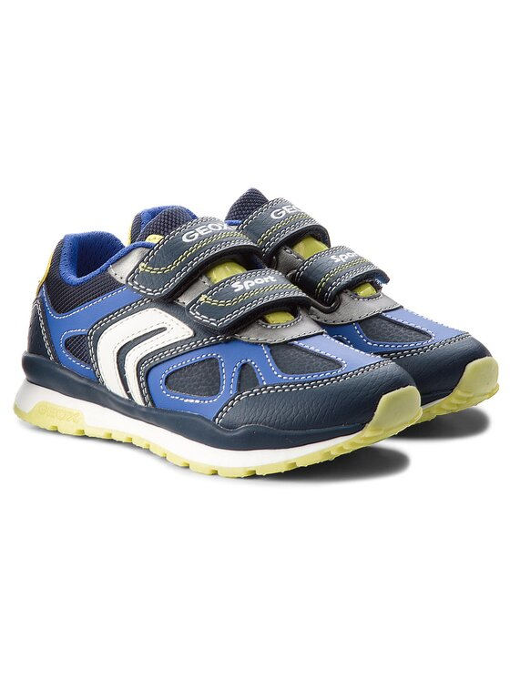 Geox Geox Laisvalaikio batai J Pavel B. A J8415A 0BU11 C0749 S Tamsiai mėlyna