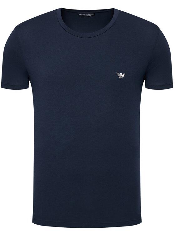 Emporio Armani Underwear Emporio Armani Underwear Komplet 2 t-shirtów 111267 1P720 34374 Kolorowy Regular Fit