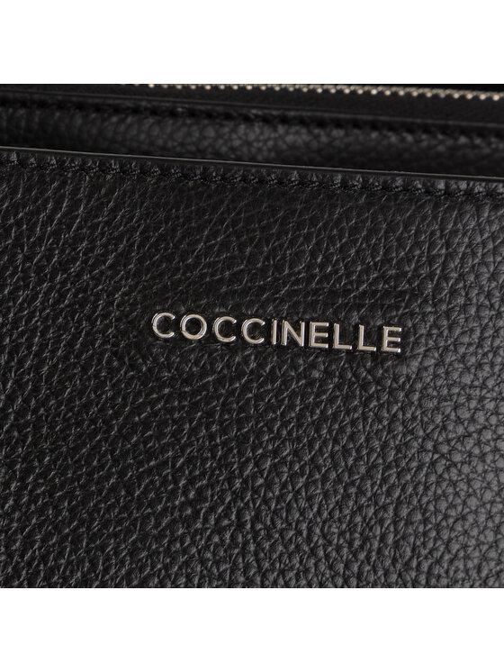 Coccinelle Coccinelle Torebka EG5 Farisa E1 EG5 11 01 01 Czarny