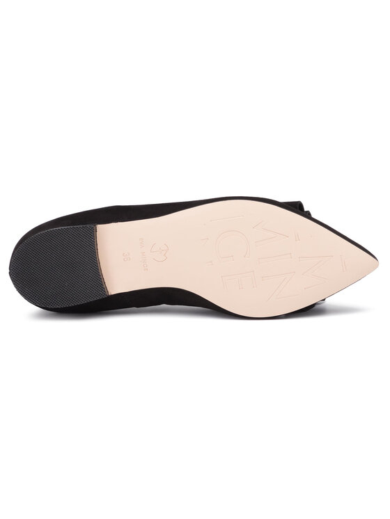 Eva Minge Eva Minge Κλειστά παπούτσια EM-21-06-000311 Μαύρο