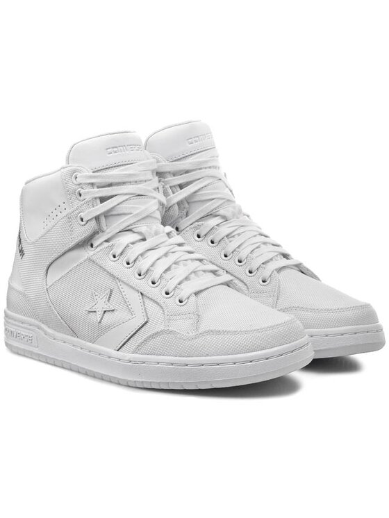Converse Converse Сникърси Weapon Mid 147472C Бял