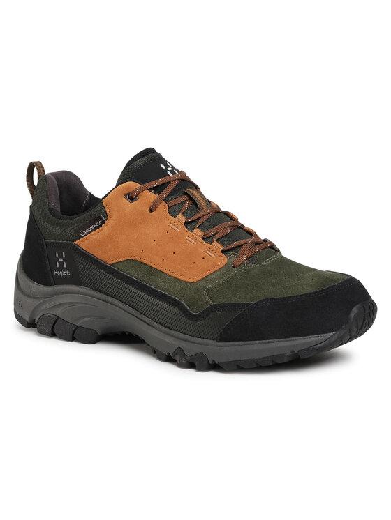 Haglöfs Turistiniai batai Skuta Low Proof Eco Men 498410 Žalia