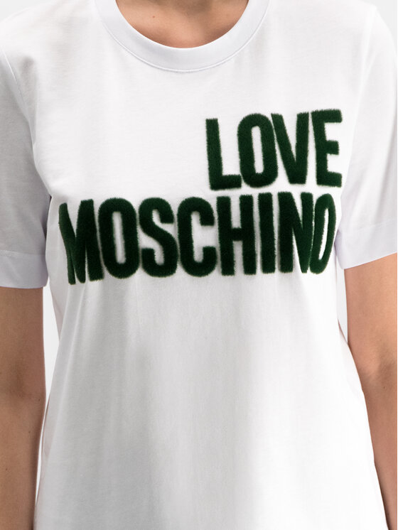 LOVE MOSCHINO LOVE MOSCHINO Tričko W4F151NM3517 Regular Fit