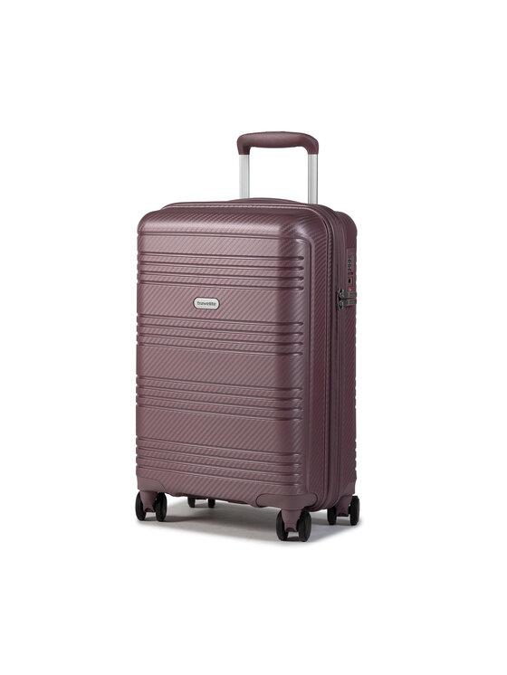 Travelite Mažas Kietas Lagaminas Zenit 75747-17 Violetinė