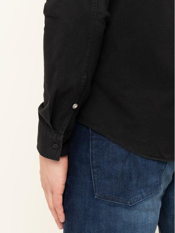 Calvin Klein Jeans Calvin Klein Jeans Hemd J30J314162 Schwarz Regular Fit