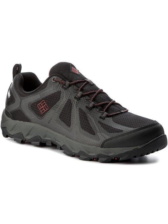 Columbia Columbia Chaussures de trekking Peakfreak Xcrsn II Xcel Low Outdry BM1762 Noir