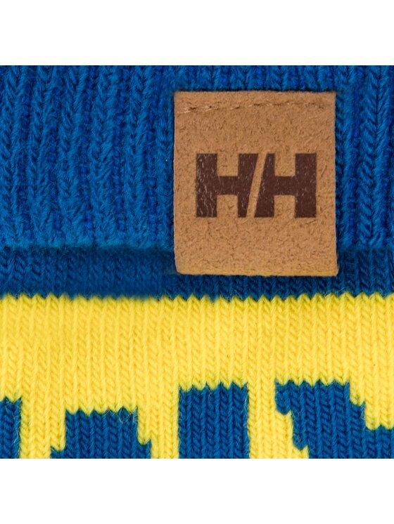 Helly Hansen Helly Hansen Zestaw Czapka i Rękawiczki Going For Gold Set 67098 Niebieski