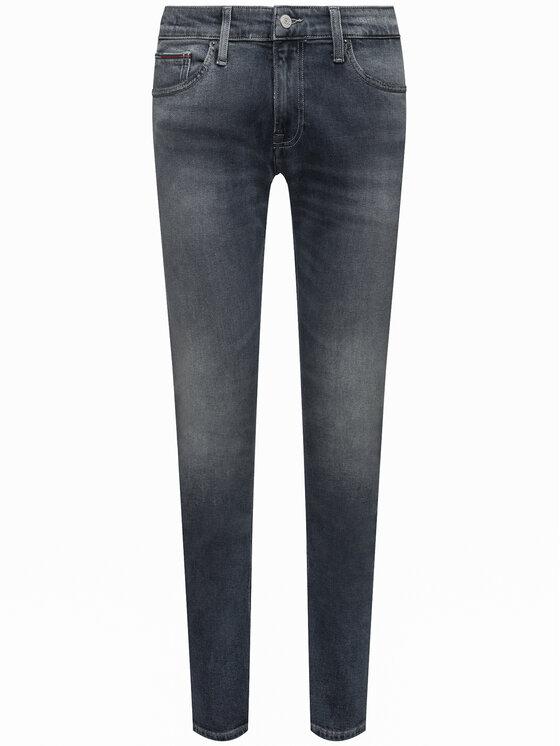 Tommy Jeans Tommy Jeans Džinsai Scanton Heritage DM0DM07308 Tamsiai mėlyna Slim Fit