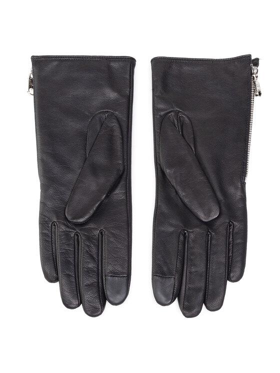 Calvin Klein Jeans Calvin Klein Jeans Rękawiczki Damskie Gloves Lth K60K607353 Czarny