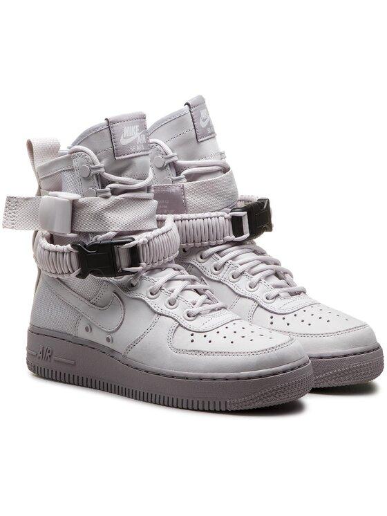 Nike Nike Boty Sf Af1 857872 003 Šedá
