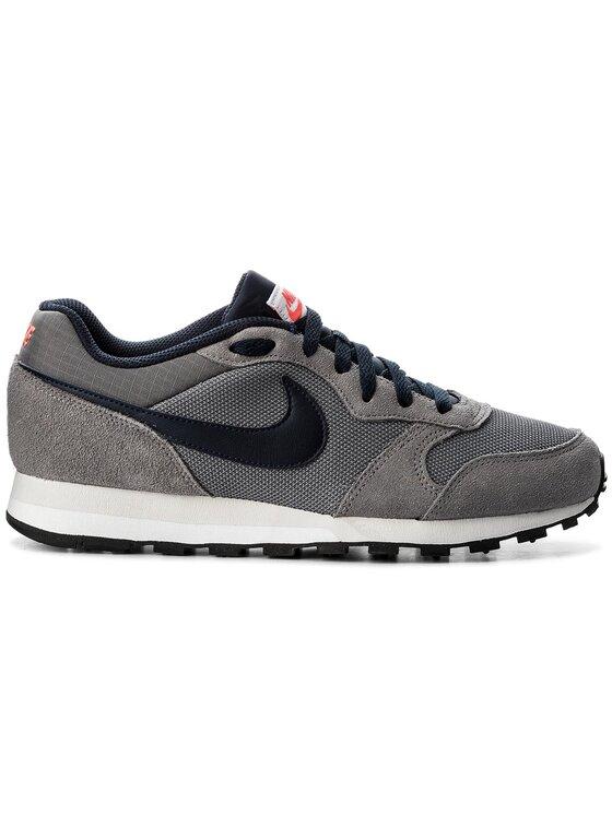 Nike Nike Παπούτσια Md Runner 2 749794 007 Γκρι