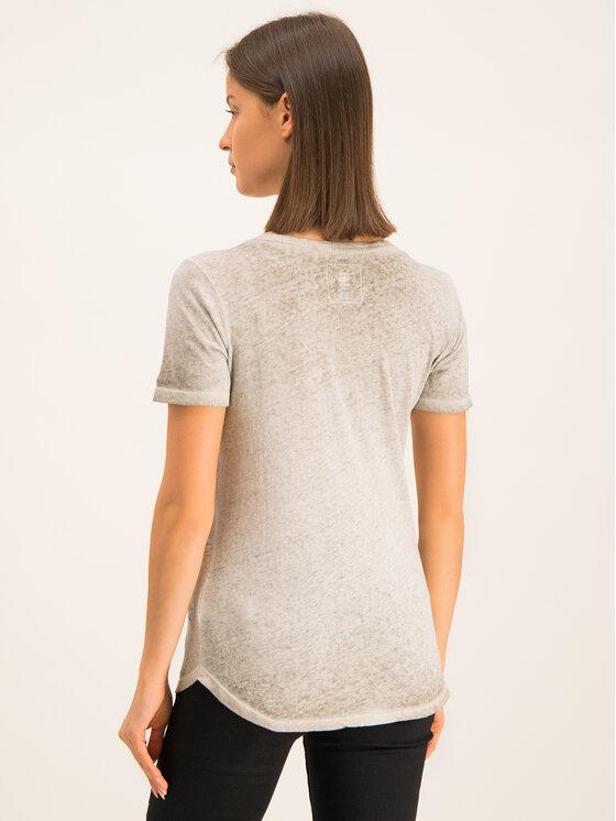 G-Star Raw G-Star Raw T-Shirt D14568-B562-1359 Szary Regular Fit