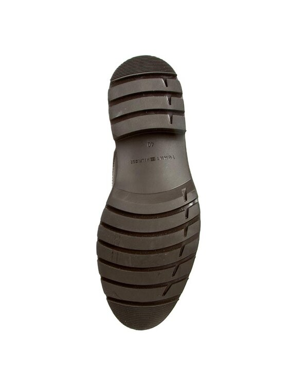 Tommy Hilfiger Tommy Hilfiger Boots Cyrtis 1A FM56818199 Marron